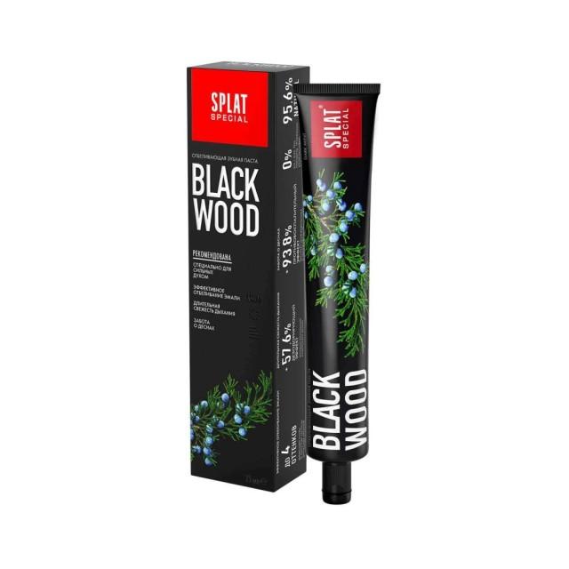 Сплат зубная паста Черное дерево 75мл купить в Москве по цене от 208 рублей
