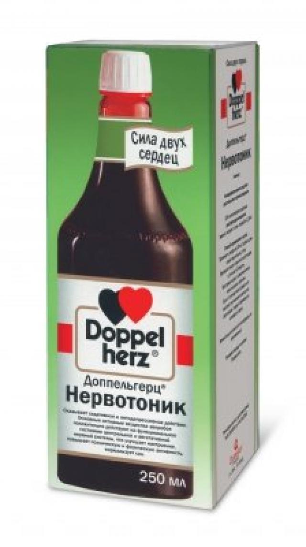 Доппельгерц Нервотоник 250мл купить в Москве по цене от 0 рублей