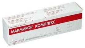 Макмирор комплекс крем вагинальные 30г купить в Москве по цене от 486 рублей