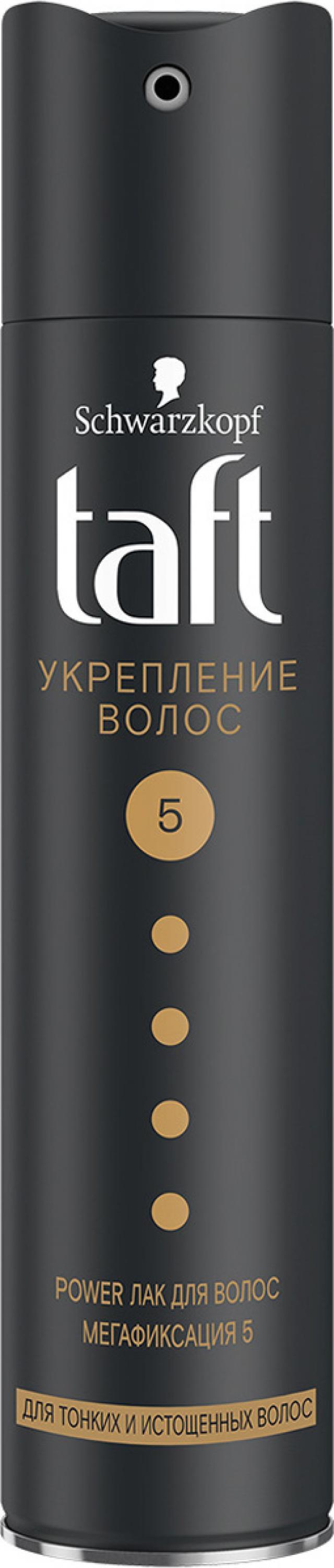 Тафт лак для волос укрепляющ. 225мл купить в Москве по цене от 0 рублей