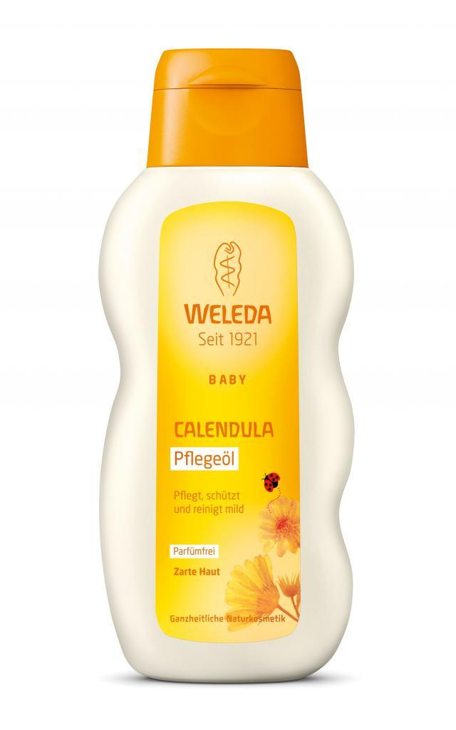 Веледа масло д/младенцев календула без запаха 200мл 9656 купить в Москве по цене от 1070 рублей