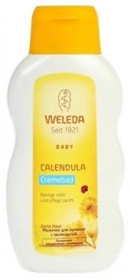 Веледа молочко для купания для детей календула 200мл 9659 купить в Москве по цене от 897 рублей