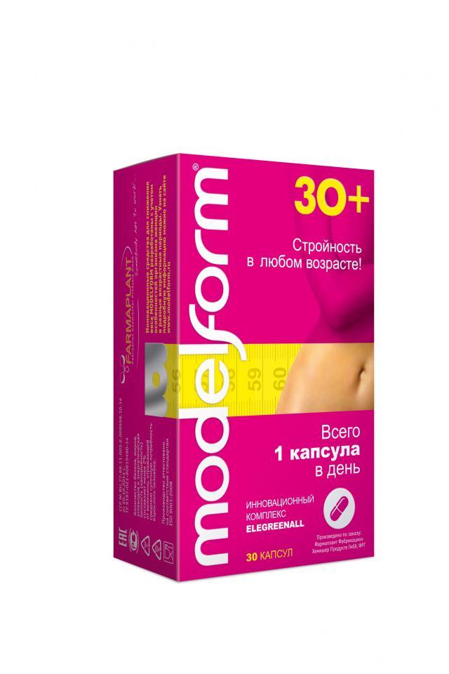 Модельформ 30+ капсулы №30 купить в Москве по цене от 912 рублей