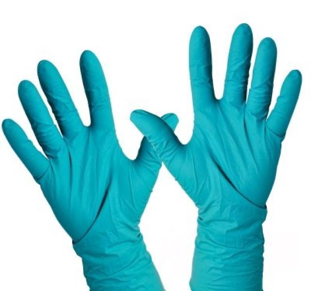 Перчатки не стерильные смотр. нитрил Manual XN809 (L) пара №25 купить в Москве по цене от 0 рублей