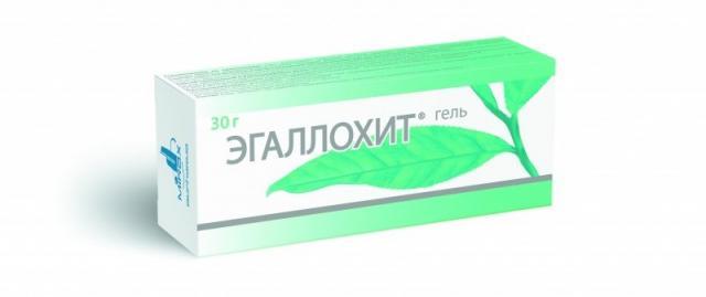 Эгаллохит гель 30мл купить в Москве по цене от 0 рублей