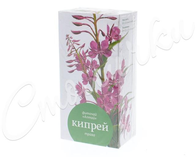 Алтай фиточай Кипрей (иван-чай) 1,5г №20 купить в Москве по цене от 62 рублей
