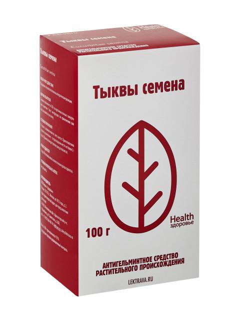Тыква семена Здоровье 100г купить в Москве по цене от 109 рублей