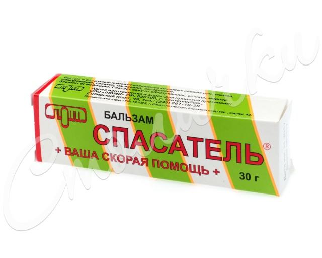 Спасатель бальзам 30г купить в Москве по цене от 115 рублей