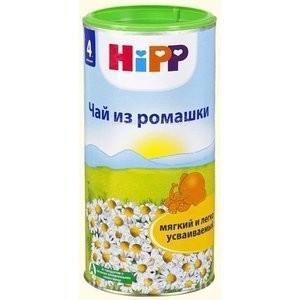 Хипп чай детский Ромашка с 4 мес. 200г купить в Москве по цене от 381 рублей