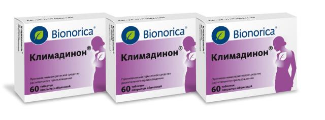 Климадинон таблетки п.о 20мг №60 купить в Москве по цене от 594 рублей