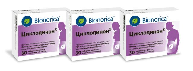 Циклодинон таблетки п.о №30 купить в Москве по цене от 718 рублей