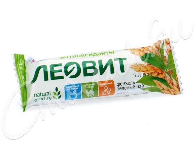 Худеем за неделю батончик-мюсли Фенхель/зеленый чай 30г купить в Москве по цене от 31 рублей