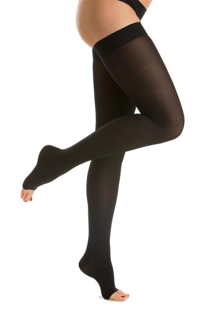 Релаксан чулки Soft на рез. откр. носок К1 р.4/XL черный (М1170A) купить в Москве по цене от 2430 рублей