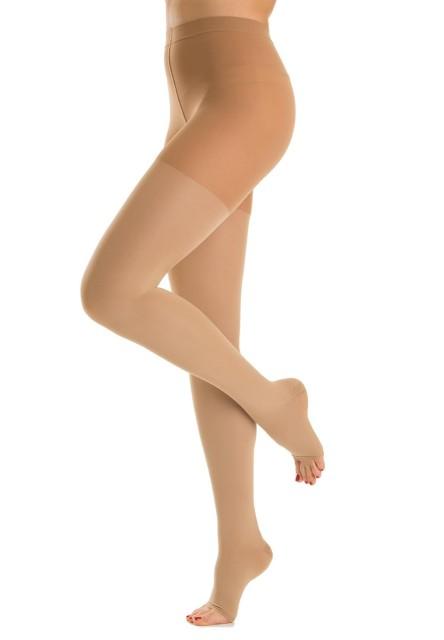 Релаксан колготки Soft откр. носок К1 р.1/S беж. (М1180A) купить в Москве по цене от 0 рублей