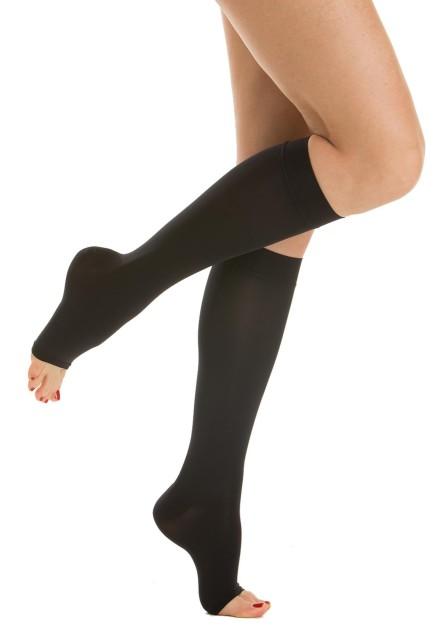 Релаксан гольфы Soft откр. носок К2 р.4/XL черный (М2150A) купить в Москве по цене от 1630 рублей