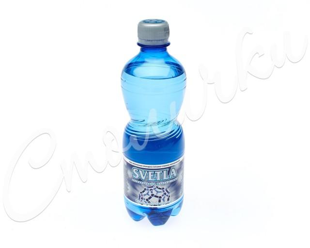 Вода минеральная Светла 0,5л ПЭТ (б/газ) купить в Москве по цене от 67 рублей