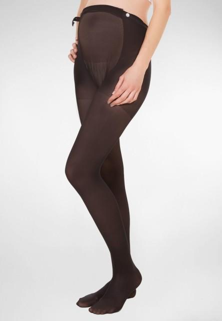 Релаксан колготки Maternity Micro д/берем. 70 р.4 черный купить в Москве по цене от 1900 рублей