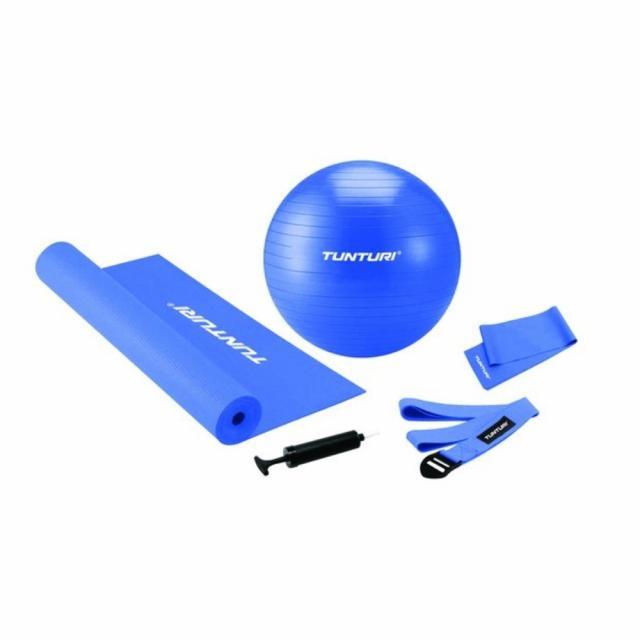 Тунтури набор д/дом. тренировок Pilates fitnessset mat 11TUSPI002 купить в Москве по цене от 0 рублей