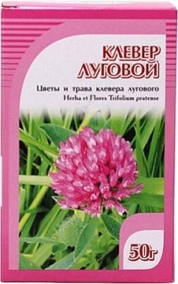 Клевер трава 50г купить в Москве по цене от 29 рублей