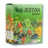 Лопух корни 50г купить в Москве по цене от 51 рублей