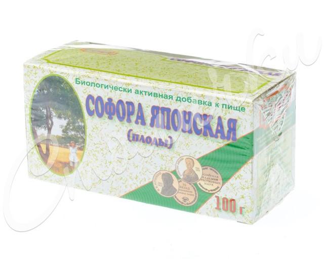 Софора японская плоды 100г купить в Москве по цене от 78 рублей