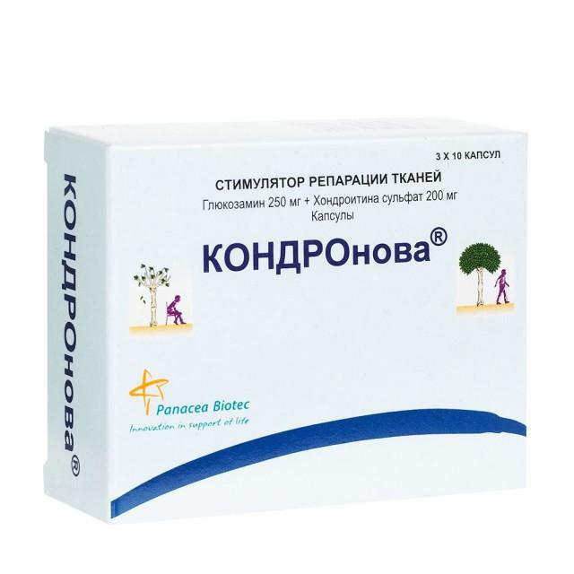 Кондронова капсулы №30 купить в Москве по цене от 471 рублей