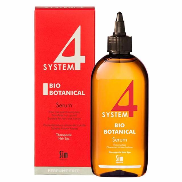 Система 4 сыворотка для волос био 200мл купить в Москве по цене от 2190 рублей