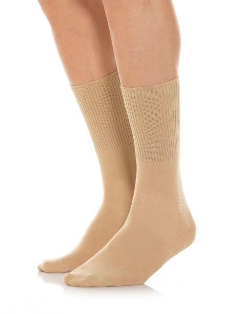 Релаксан гольфы Diabetic Socks Crabion р.5 беж. купить в Москве по цене от 865 рублей