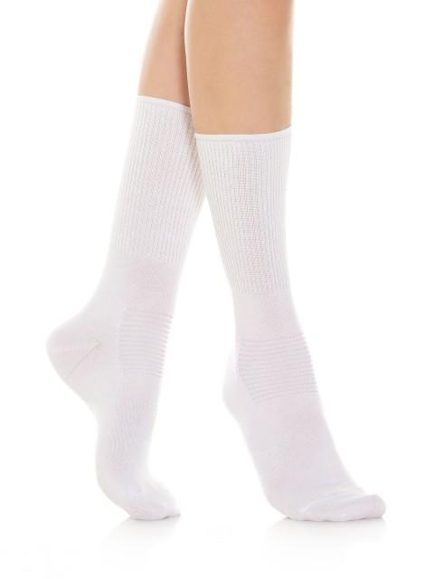 Релаксан гольфы Diabetic Socks Crabion р.5 белый купить в Москве по цене от 803 рублей