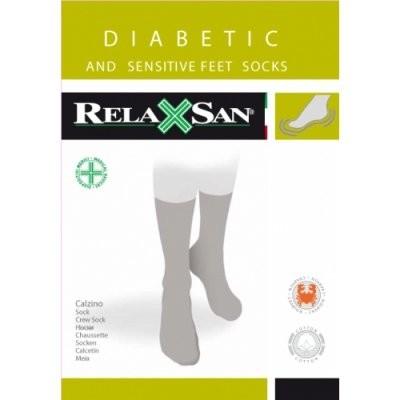 Релаксан гольфы Diabetic Socks Crabion р.6 белый купить в Москве по цене от 0 рублей