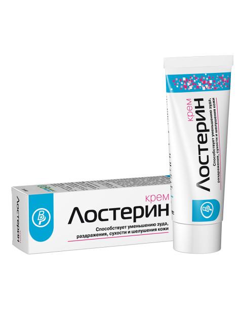 Лостерин крем 75мл купить в Москве по цене от 668 рублей