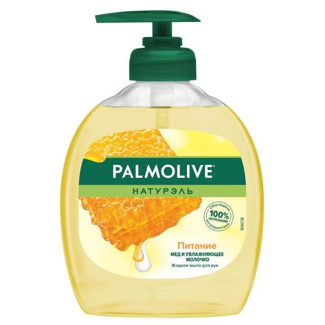 Палмолив мыло жидкое мед/молочко 300мл купить в Москве по цене от 0 рублей