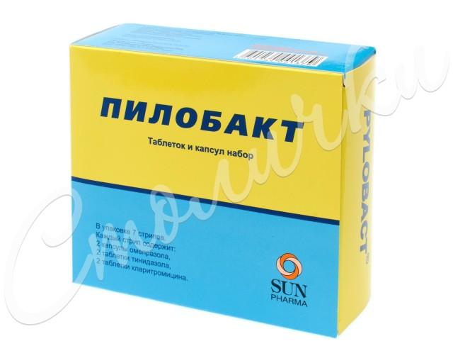 Пилобакт набор №42 (6х7) купить в Москве по цене от 1220 рублей