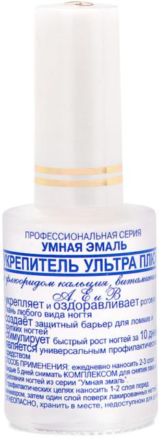 Умная эмаль укрепитель Ультра Плюс 11мл купить в Москве по цене от 168 рублей