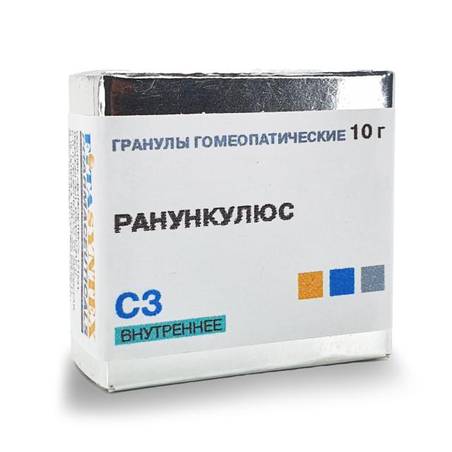 Ранункулюс Бульбозус С-3 гранулы 10г купить в Москве по цене от 0 рублей