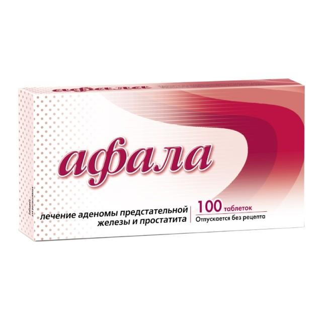 Афала таблетки для рассасывания №100 купить в Москве по цене от 434 рублей