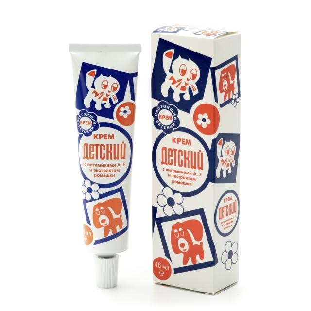 Аванта крем для детей 46мл купить в Москве по цене от 35 рублей