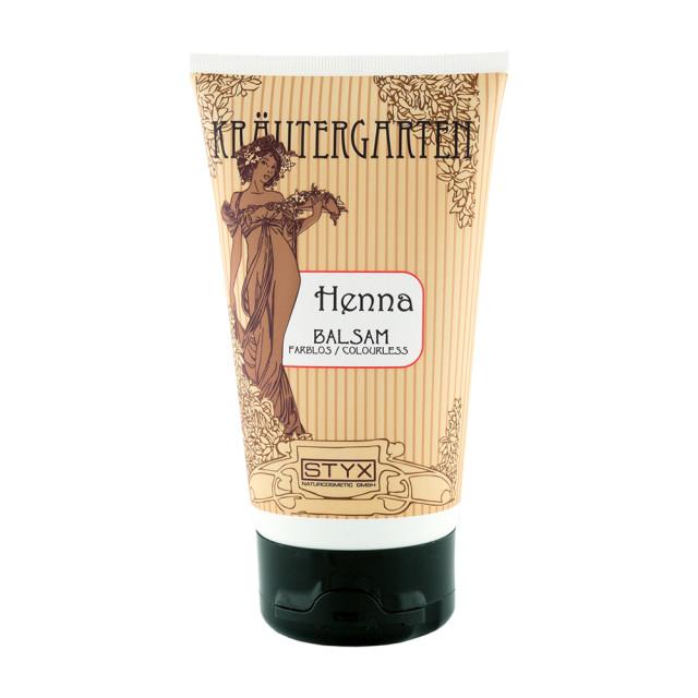 Стикс бальзам для волос Хенна бесцветн. 150мл 14523 купить в Москве по цене от 960 рублей