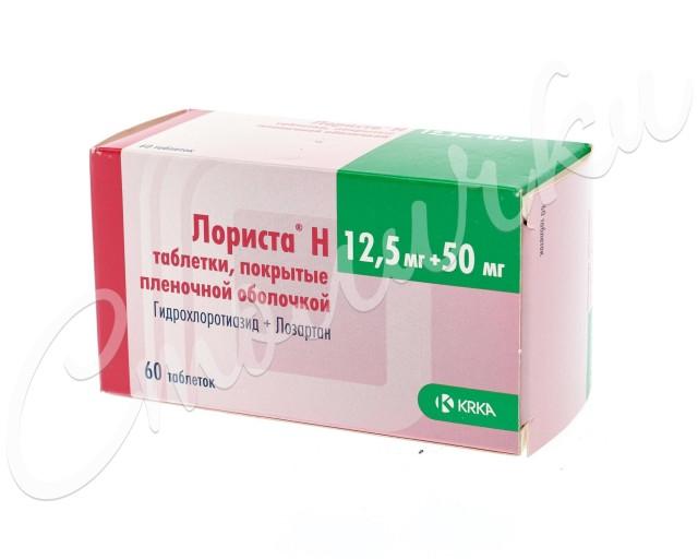 таблетки от давления лориста инструкция по применению