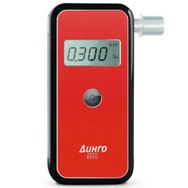 Алкотестер Динго Е-010 купить в Москве по цене от 0 рублей
