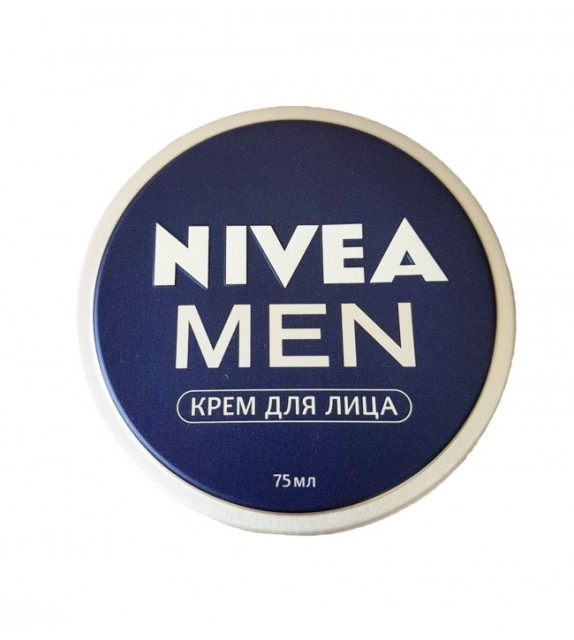 Нивея Мен крем для лица 75мл 83922 купить в Москве по цене от 228 рублей