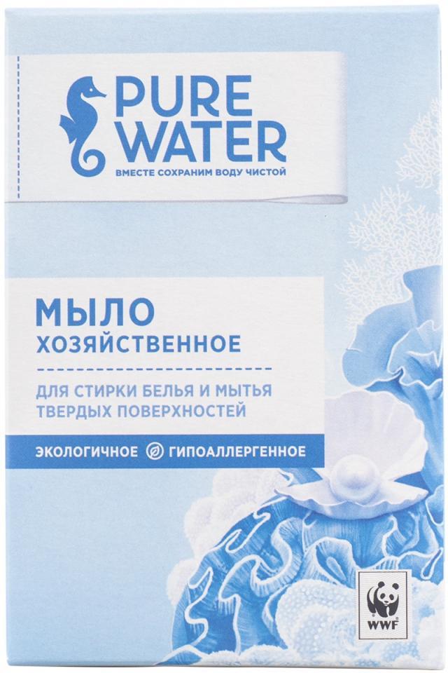 Пюр Вотер мыло хоз. 175г купить в Москве по цене от 0 рублей