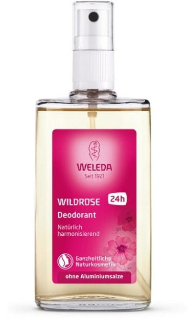 Веледа дезодорант-спрей роза 100мл 7518 купить в Москве по цене от 781 рублей