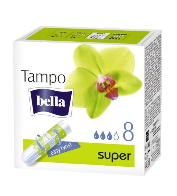 Белла тампоны супер №8 купить в Москве по цене от 90 рублей