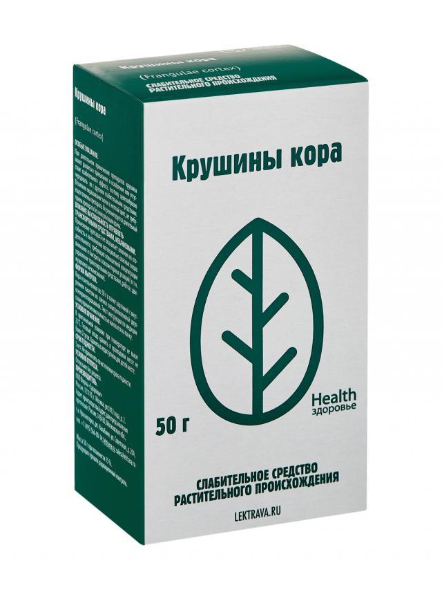 Крушина кора Здоровье 50г купить в Москве по цене от 61 рублей