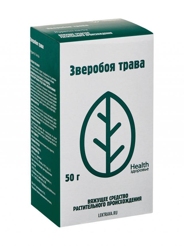 Зверобой трава Здоровье 50г купить в Москве по цене от 54 рублей