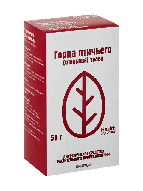 Горец птичий трава Здоровье 50г купить в Москве по цене от 55 рублей