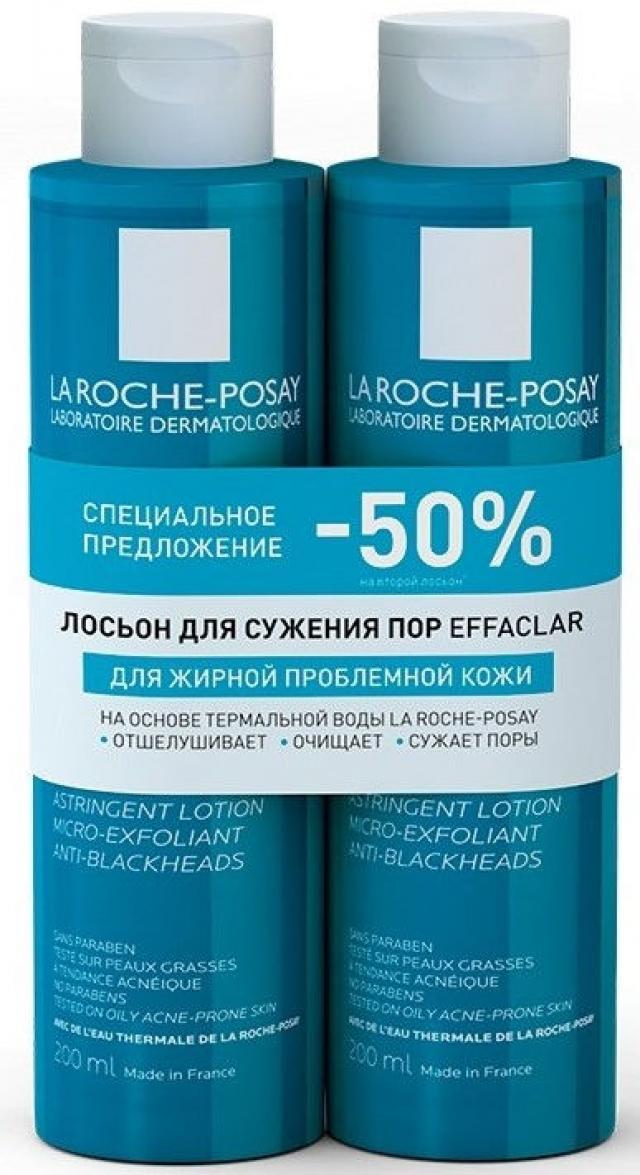 Ля рош позе Эфаклар лосьон д/сужения пор 200млх2 купить в Москве по цене от 0 рублей