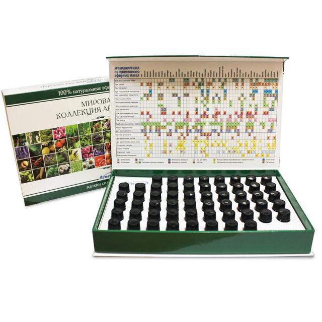 Аспера набор Мировая коллекция ароматов купить в Москве по цене от 0 рублей