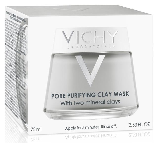 Виши маска для лица очищ.поры 75мл купить в Москве по цене от 1670 рублей